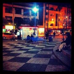 Photo taken at 16th St. Mission BART Station by Evangeline B. on 2/20/2012