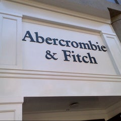 Photo taken at abercrombie kids by Mike B. on 8/12/2012