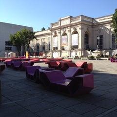 Das Foto wurde bei MuseumsQuartier von Dirk S. am 8/24/2012 aufgenommen