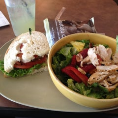 Photo taken at Panera Bread by Andre on 5/12/2012