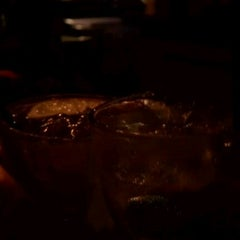 Photo taken at Bartini's Martini Lounge by Clingk E. on 5/5/2012