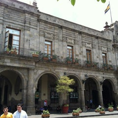 Photo taken at Presidencia Municipal by Moises S. on 6/18/2012