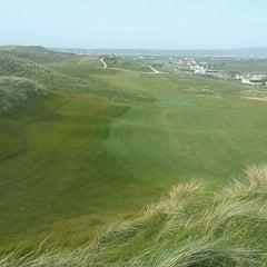 Photo taken at Ballybunion Golf Club by John O. on 5/3/2012