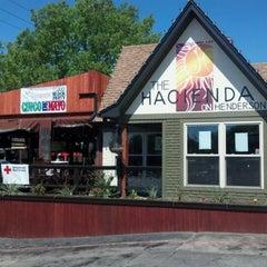 Photo taken at Hacienda on Henderson by Beer P. on 4/21/2012