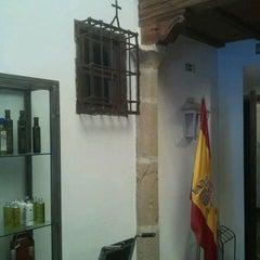 Photo taken at Puerta De La Luna Hotel Baeza by Ruben D. on 2/11/2012