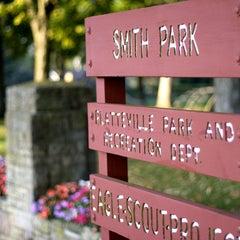 Photo taken at Smith Park by City of Platteville on 5/8/2012