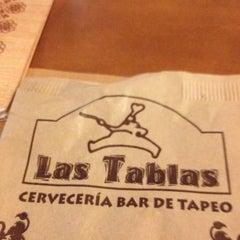 Photo taken at Las Tablas by Francisco J. L. on 4/4/2012