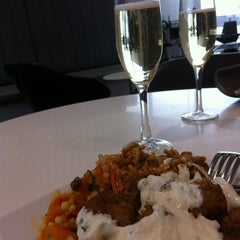 Photo taken at Virgin Australia Lounge by Bruce T. on 7/4/2012
