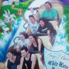 Photo taken at Bugs' White Water Rapids by Azucena O. on 5/30/2012