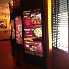 Photo taken at Pei Wei by Matthew T. on 8/23/2012