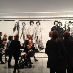 Photo taken at Gagosian Gallery 21 by Courtney B. on 5/4/2012