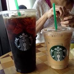 Photo taken at Starbucks by Adrian L. on 4/7/2012