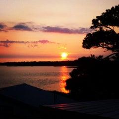 Photo taken at Bowen's Island Restaurant by Carmen L. on 8/31/2012