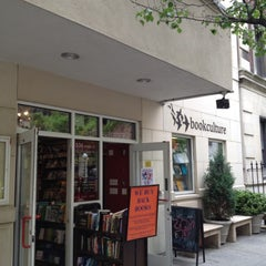 Photo taken at Book Culture by Manuel B. on 4/26/2012