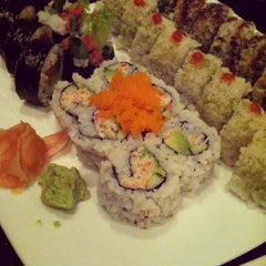 Photo taken at Sushi Tango by Annette on 8/12/2012