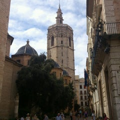 Photo taken at Torre del Micalet by Vicente N. on 9/1/2012