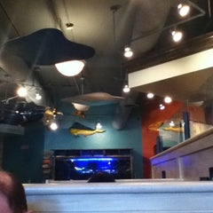 Photo taken at Beach House Grill & Tacos by Ira G on 3/10/2012