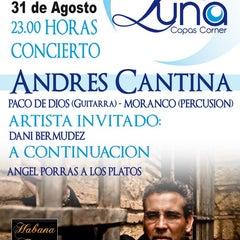 Photo taken at Gastro-Taberna El Gazpacho by Pepe J. on 8/29/2012