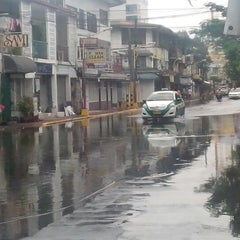 Photo taken at Pablo Ocampo Sr. Avenue by Joanne R. on 8/9/2012