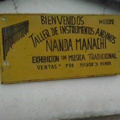 Photo taken at Ñanda Mañachi by JeanPaul C. on 2/24/2012