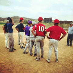 Photo taken at Sweetwater Valley Little League by Yvonne H. on 6/3/2012