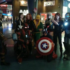 Photo taken at SilverCity Metropolis Cinemas by Hodor on 5/4/2012