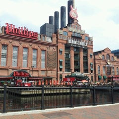 Photo taken at Hard Rock Cafe Baltimore by Tia W. on 6/23/2012
