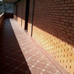 Photo taken at Escola Estadual Victor Gonçalves de Souza by Taric F. on 9/10/2012