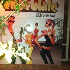 Photo taken at Chocolate Bistro by Sonn K. on 8/11/2012