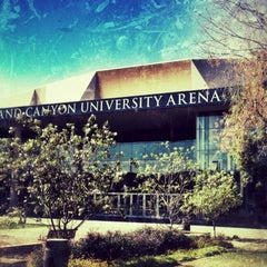 Photo taken at Grand Canyon University Arena by Scott F. on 6/6/2012