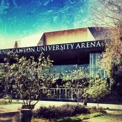 Photo taken at Grand Canyon University Arena by Scott F. on 6/6/2012