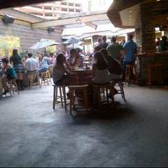 Photo taken at The Thatch by Kenton S. on 6/8/2012