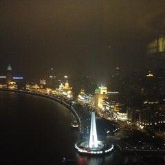 Photo taken at Hyatt on the Bund Shanghai by Matthieu C. on 5/10/2012