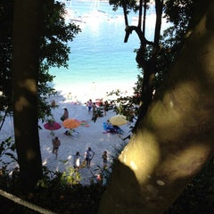 Photo taken at Praia de Castiñeiras by freijeiro on 7/22/2012