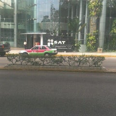 Photo taken at SAT Administración Local Villahermosa by Miguel M. on 6/6/2012