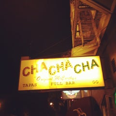 Photo taken at Cha Cha Cha by Lauryn A. on 7/22/2012