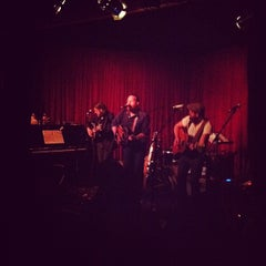 Photo taken at Hotel Cafe by Patrick N. on 3/3/2012