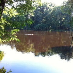 Photo taken at Ginnie Springs by Avery C. on 6/27/2012