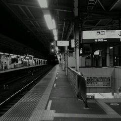 Photo taken at 高円寺駅 (Kōenji Sta.) by Kazuya N. on 7/30/2012