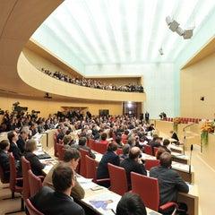 Photo taken at Bayerischer Landtag by Collin C. on 3/14/2012