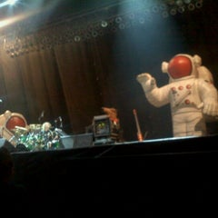 Photo taken at 2012 Beale Street Music Festival - Orion Stage by Lauren F. on 5/7/2012
