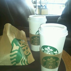 Photo taken at Starbucks by Omar O. on 3/31/2012