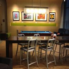 Photo taken at Aloft Charlotte Ballantyne by John M. on 4/30/2012