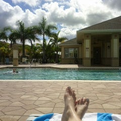Photo taken at Province Park Pool by Abby on 2/7/2012
