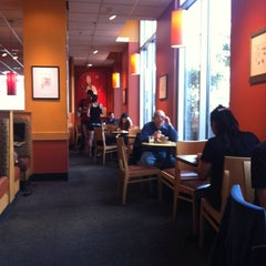 Photo taken at Panera Bread by Ania W. on 4/29/2012