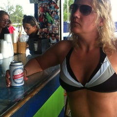 Photo taken at Calico Jack's Bar and Grill by Meg C. on 5/1/2012