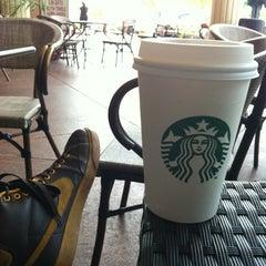 Photo taken at Starbucks by Junior P. on 9/2/2012