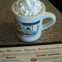 Photo taken at San Marcos Family Restaurant by DiningOutSD on 3/14/2012