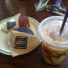Photo taken at Corner Bakery by jhanica g. on 4/20/2012