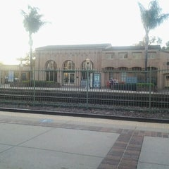 Photo taken at Metrolink Fullerton Station by Daniel M. on 6/9/2012